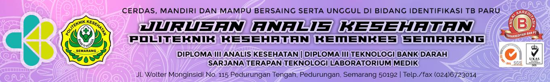Jurusan Analis Kesehatan Poltekkes Kemenkes Semarang