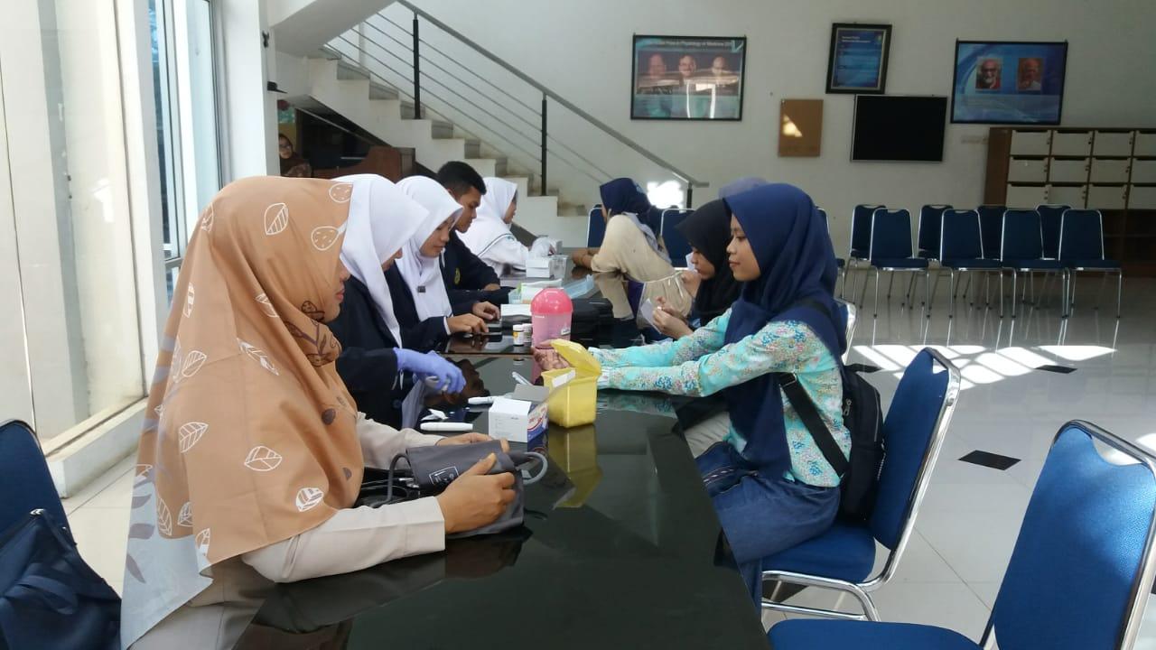 Pengabmas DIII TLM – UNDIP 15 April 2019