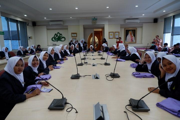 KKL Mahasiswa D-III TBD Jakarta 2019