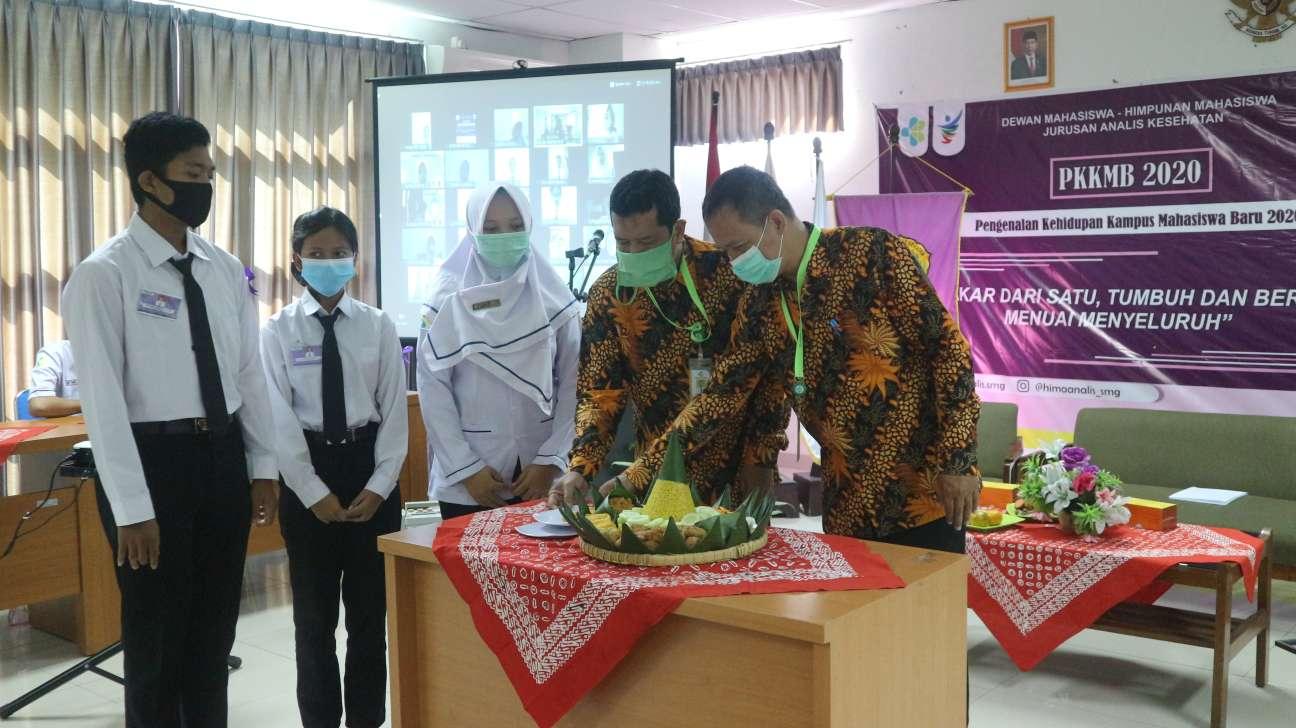 PKKMB – Pengenalan Kehidupan Kampus Mahasiswa Baru Jurusan Analis Kesehatan 2020