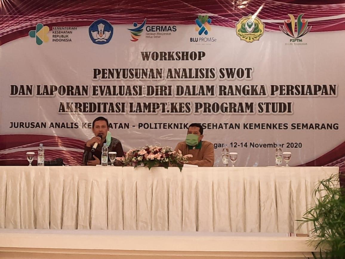 Workshop Analisis SWOT – di Bandungan